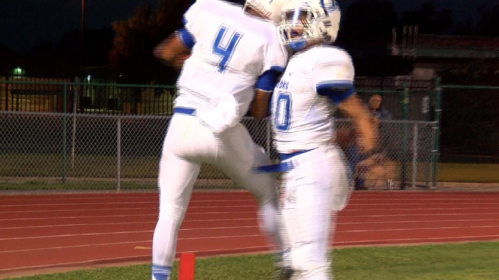 La Grulla Uses Power Game To Rally At Lyford