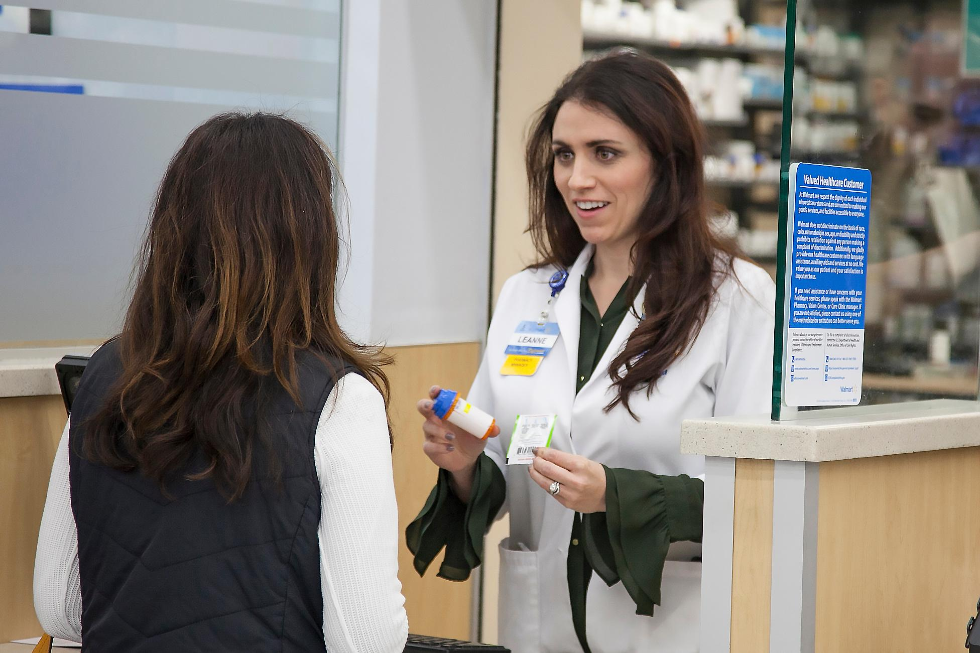 Walmart is helping customers get rid of leftover opioids by giving them packets that turn the addictive painkillers into a useless gel. (Walmart)