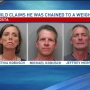 Iowa parents accused of having boy's uncle weigh him down