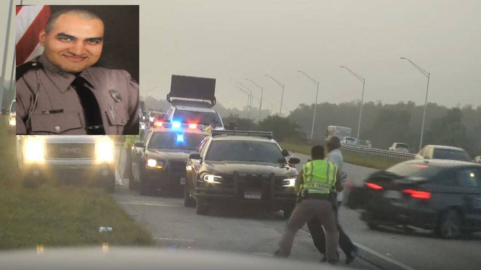 Florida Highway Patrol Traffic >> Dangers Of Responding To Traffic Incidents For Police Wpec
