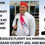 Local celebrities to be 'arrested' during 3rd annual Bexar County Jail & Bail
