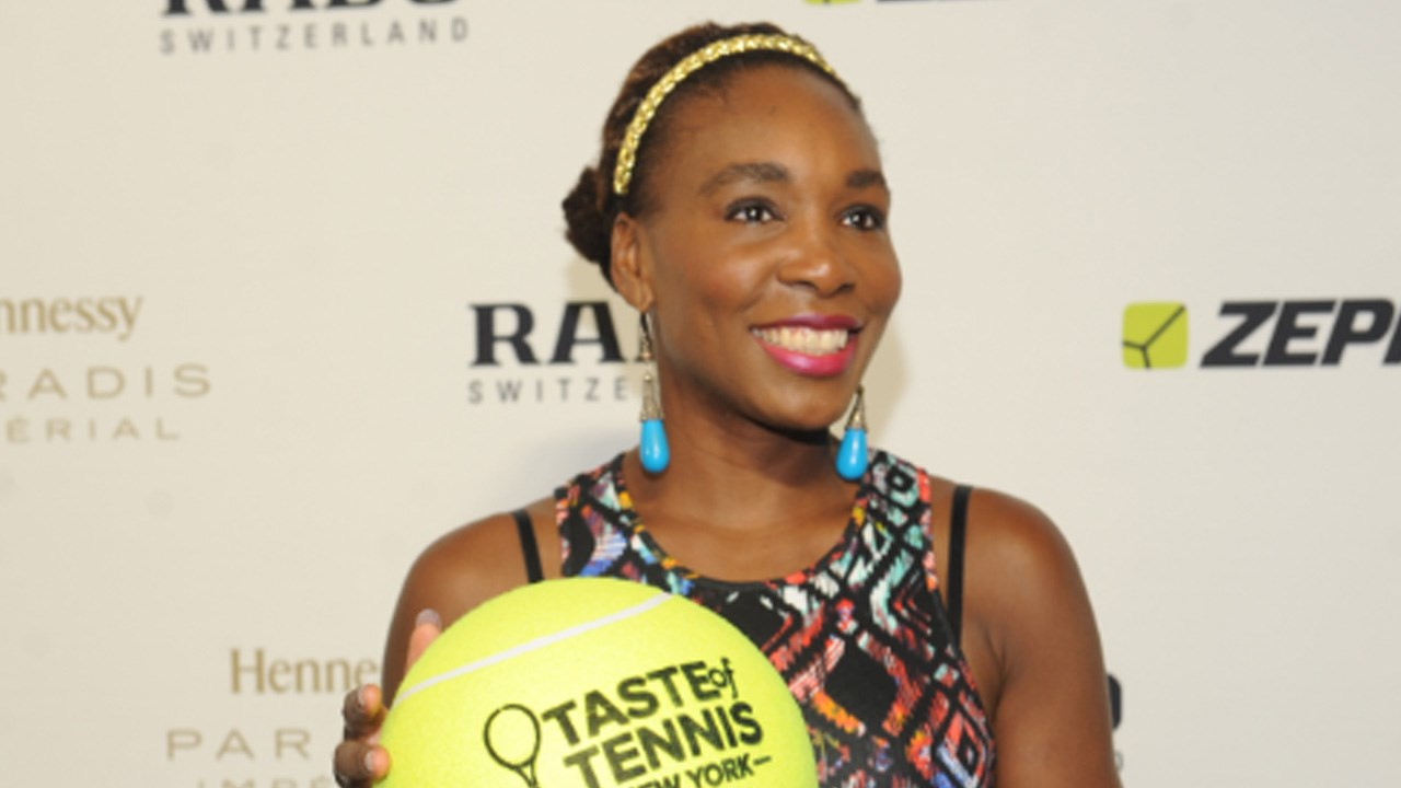 Venus Williams is being sued over a crash that killed 78-year-old Jerome Barson.  (MGN)