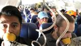 Most Southwest 1380 passengers didn't wear oxygen masks safely