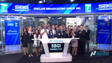 Tennis Channel rings opening bell for Nasdaq to celebrate US Open
