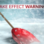 Lake Effect Snow Warning for parts of CNY