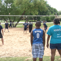 Accidental 9-1-1 call kicks off volleyball rivalry between BAPD, family