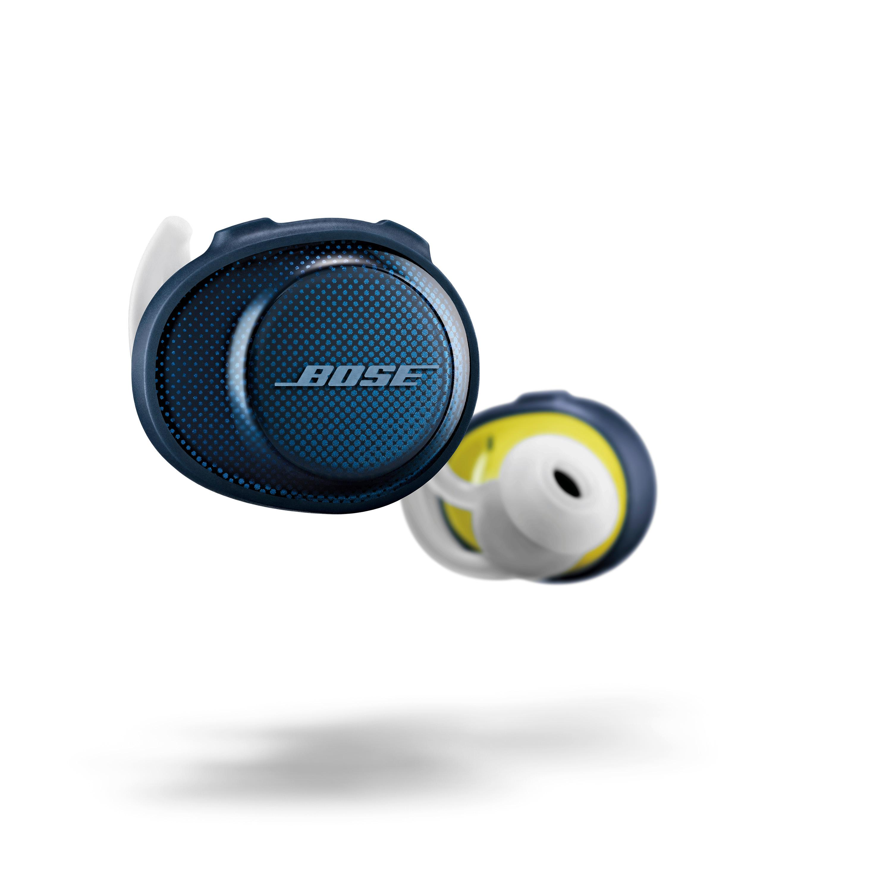 Bose Soundsport Free Wireless Headphones // Price: $249.95 // (Image: Bose)<p></p>