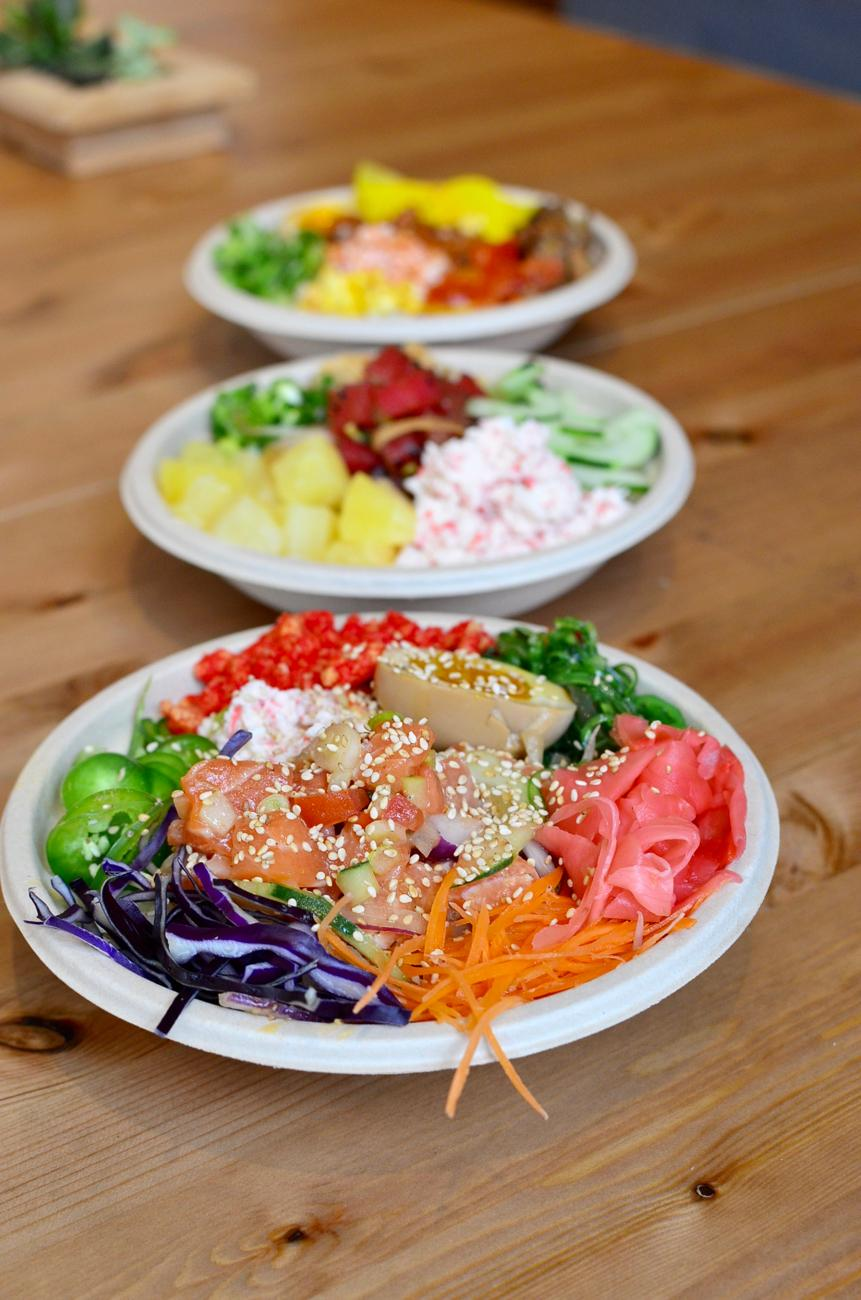 Poke Hut is a fast-casual restaurant in OTR offering poke bowls and a variety of bubble teas. It opened on December 2, 2017. ADDRESS: 1509 Race Street Unit 104 (45202) / Image: Leah Zipperstein, Cincinnati Refined // Published: 1.7.18