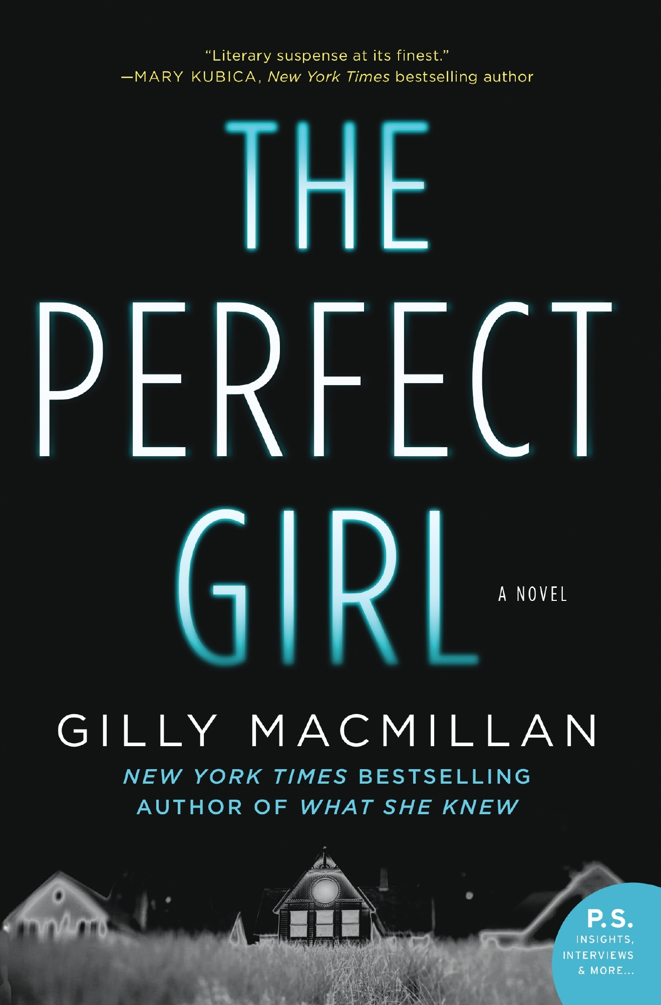 The Perfect Girl by Gilly Macmillan (Image: Courtesy Little, Brown Book Group)
