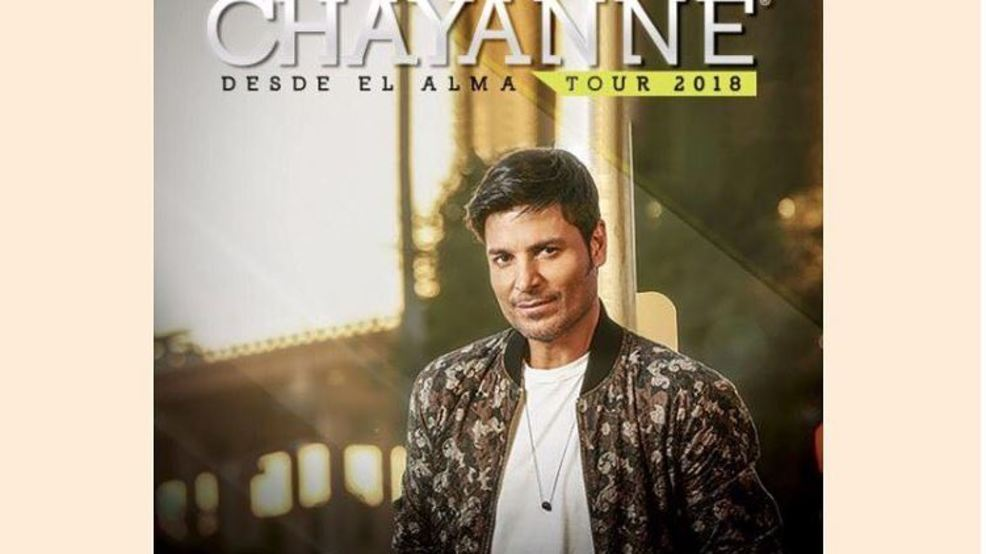 Popular latin music star chayanne to perform in el paso kfox for Superstar motors el paso