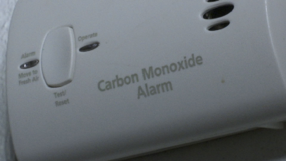Family S Warning Of Carbon Monoxide As The Temperatures