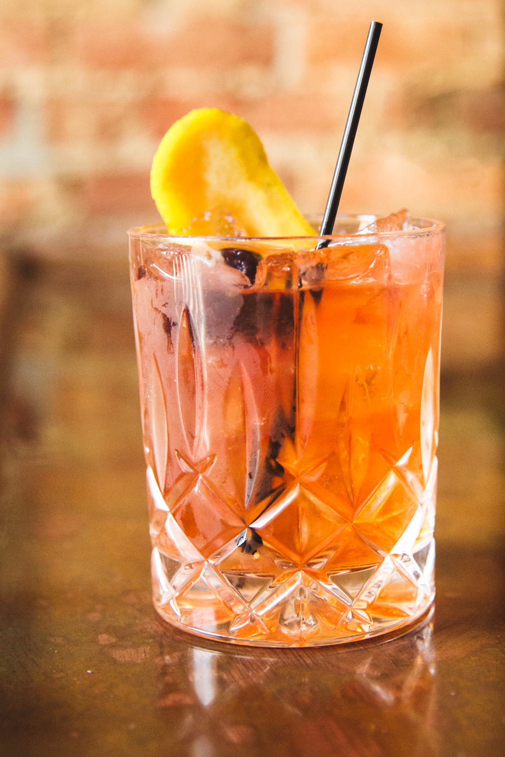 Old Fashioned made with Old Forester / Image: Catherine Viox