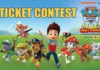 Paw Patrol Live Ticket Contest