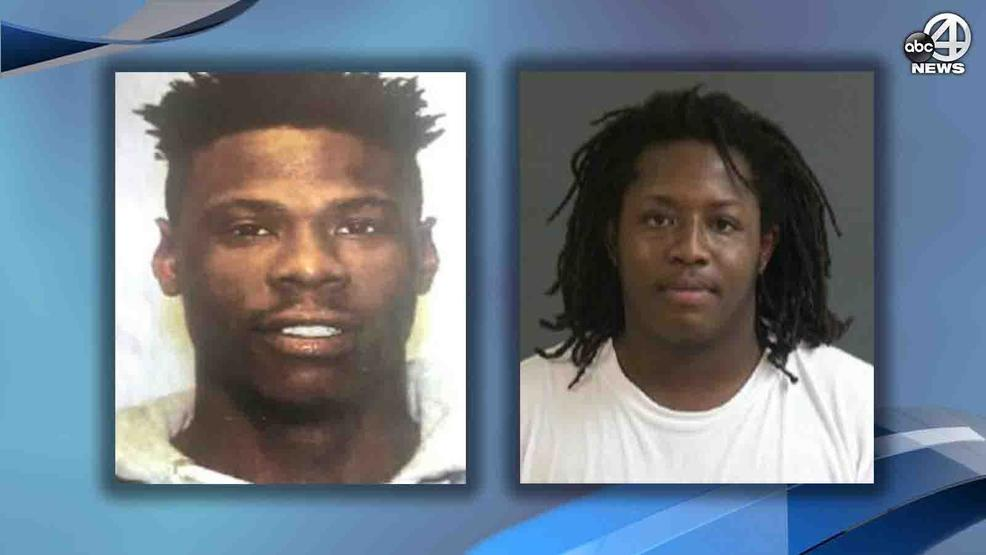 2 charged with murder following shooting death in North Charleston