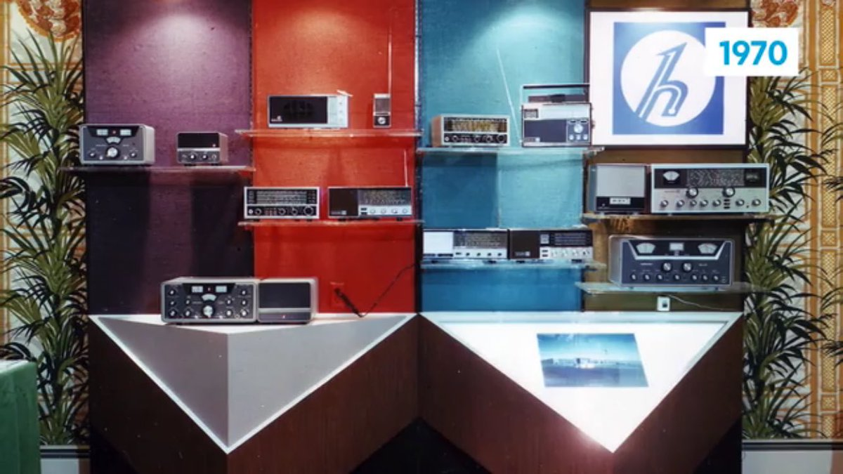 Images from the Consumer Electronics Show over the years 1/04/17 (Nathan O'Neal | KSNV)