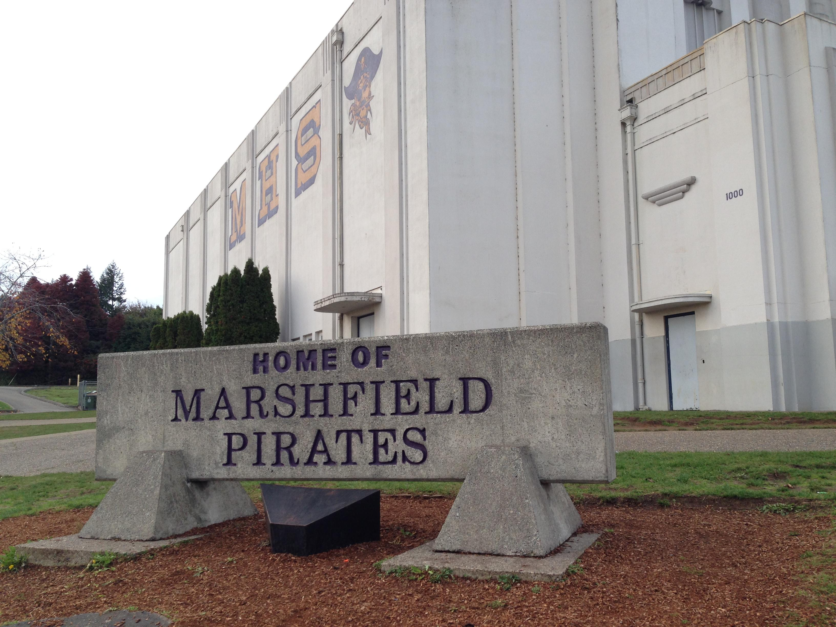 Marshfield High School (File/SBG photo)