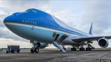Trump: New Air Force One to get red, white and blue makeover