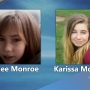 Two sisters found safe after reported missing Tuesday