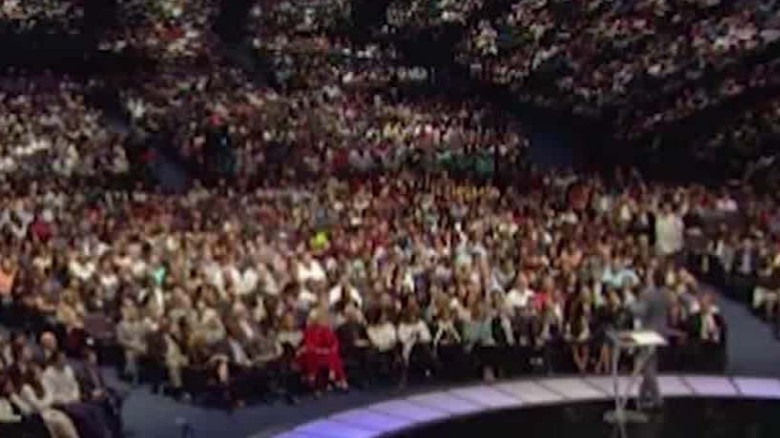 Lakewood Church. (CNN Newsource)