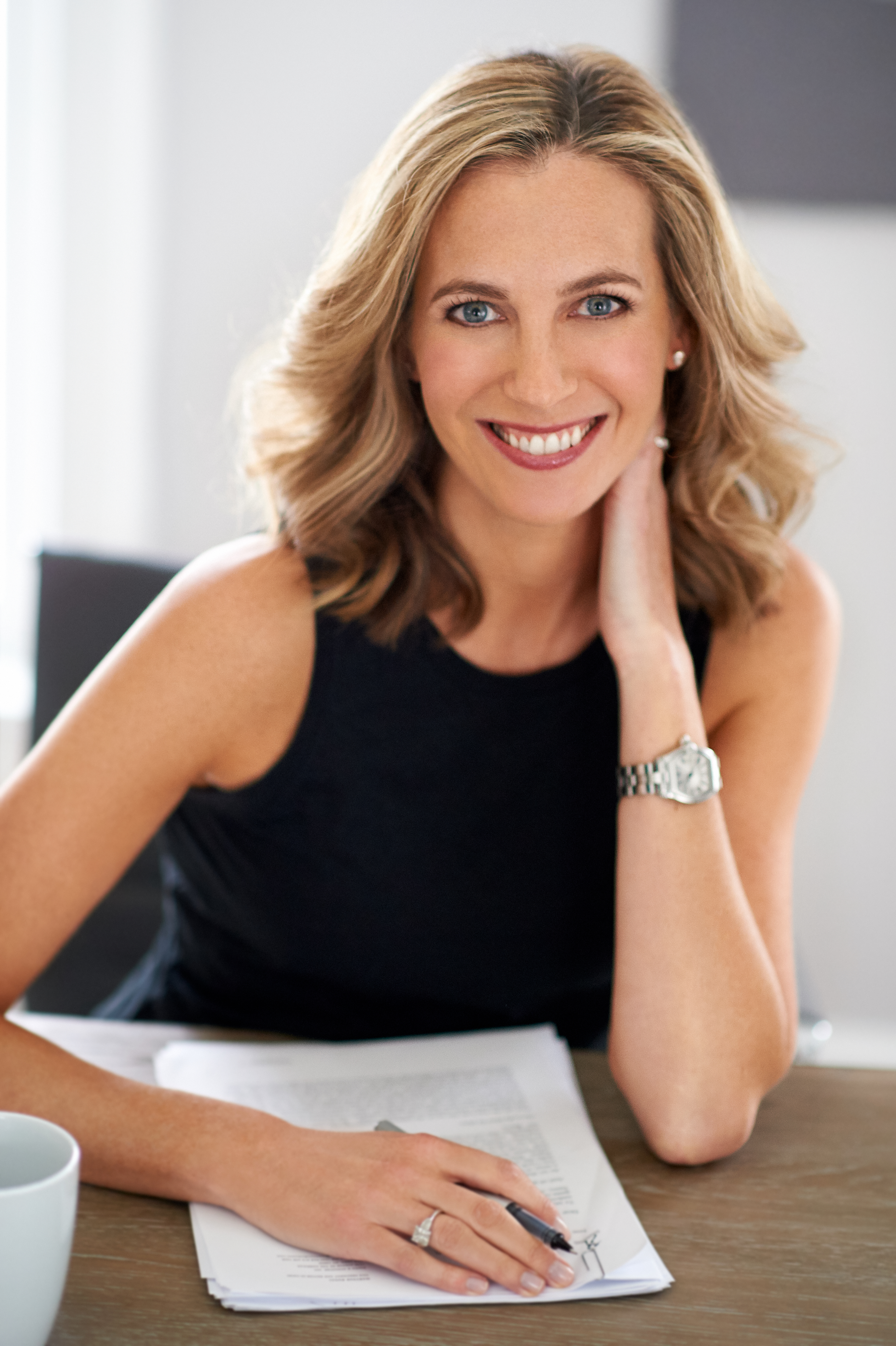 Lauren Weisberger, author of When Life Gives You Lululemons (Image: Mike Cohen)