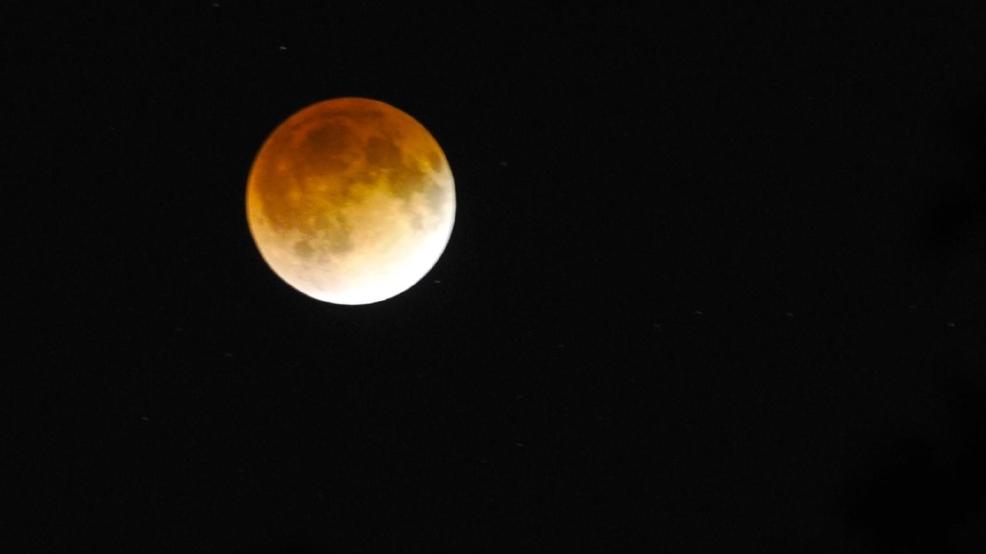 blood moon rare eclipse - photo #14