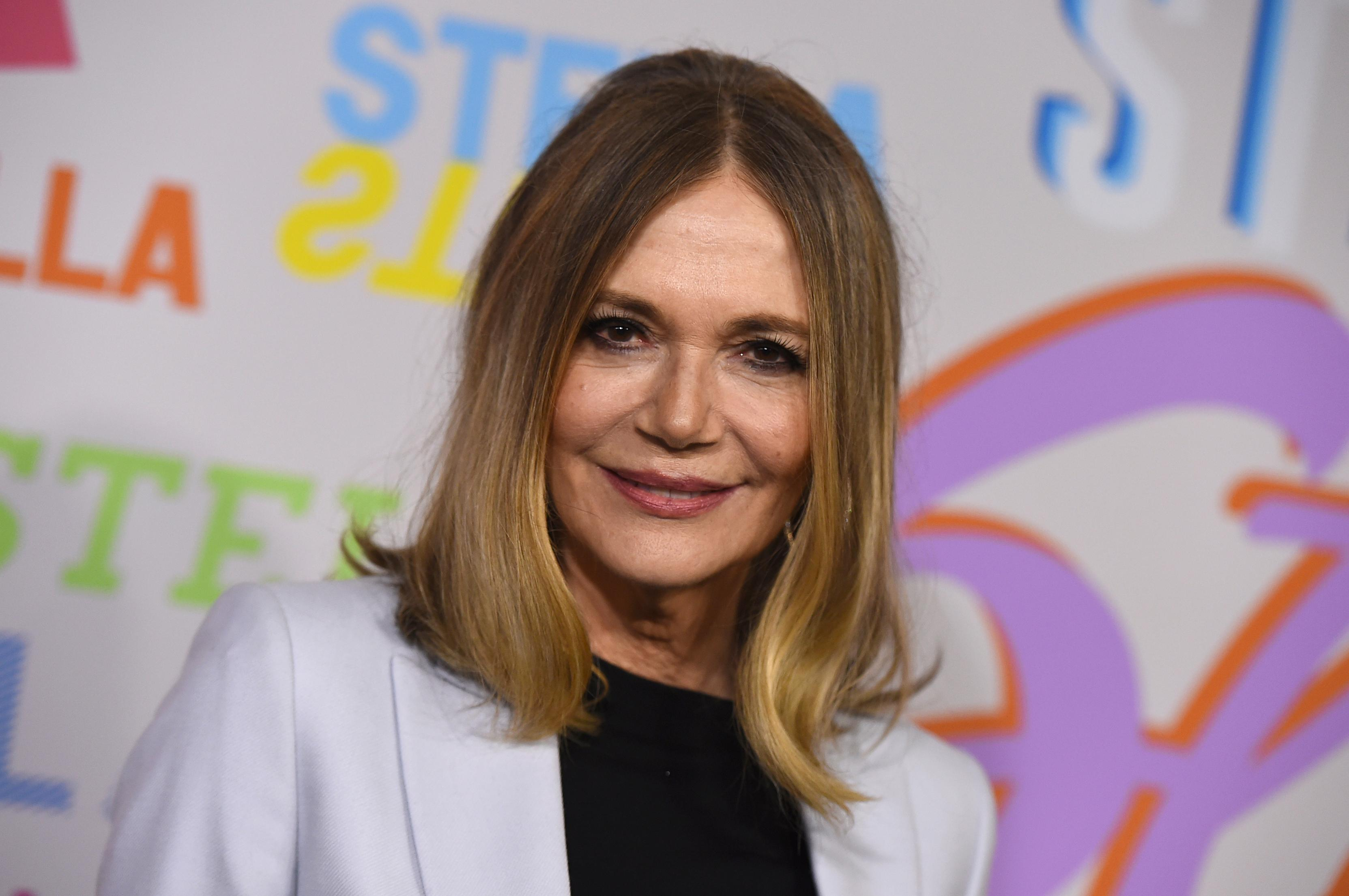 "FILE - In this Jan. 16, 2018 file photo, Peggy Lipton arrives at the Stella McCartney Autumn 2018 Presentation in Los Angeles. Lipton, a star of the groundbreaking late 1960s TV show ""The Mod Squad"" and the 1990s show ""Twin Peaks,"" has died of cancer at age 72. Lipton's daughters Rashida and Kidada Jones say in a statement that Lipton died Saturday, May 11, 2019, surrounded by her family. (Photo by Jordan Strauss/Invision/AP, File)"