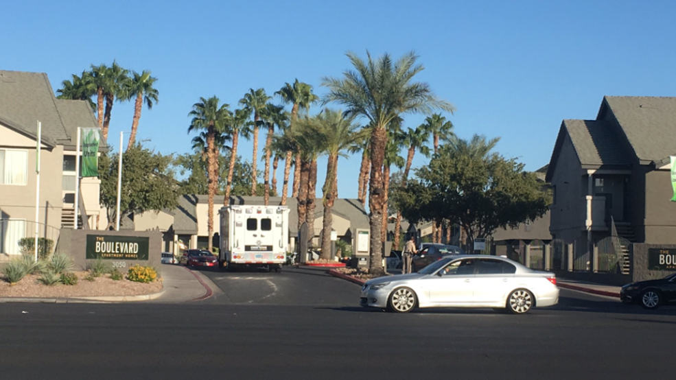 Homicide detectives investigate after body found inside parked car in east valley