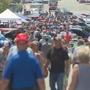 Miners' Memorial Day festival draws thousands