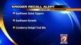 Kroger recalls products due to listeria