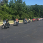 Bikers gather for 2nd annual Sierah Joughin memorial ride