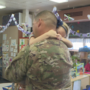 Heartwarming welcome home for member of Sioux City's 185th Air Refueling Wing
