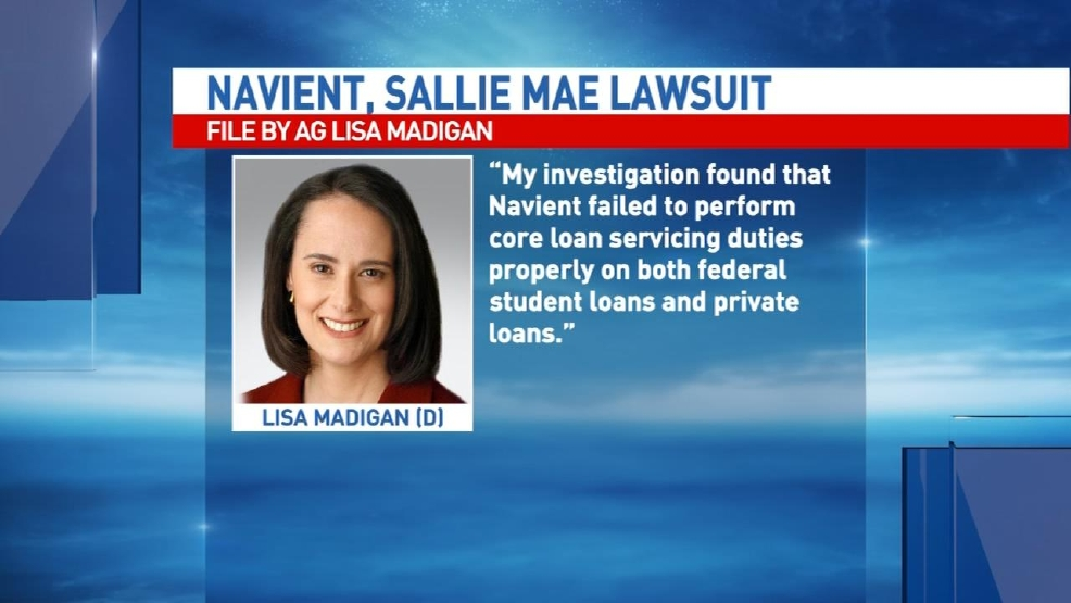 Attorney General Files Lawsuit Against Sallie Mae, Student