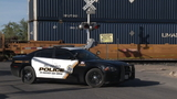 Man hit by Union Pacific train along Alameda Avenue