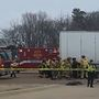 One dead, multiple people trapped under 18-wheeler in west Tennessee