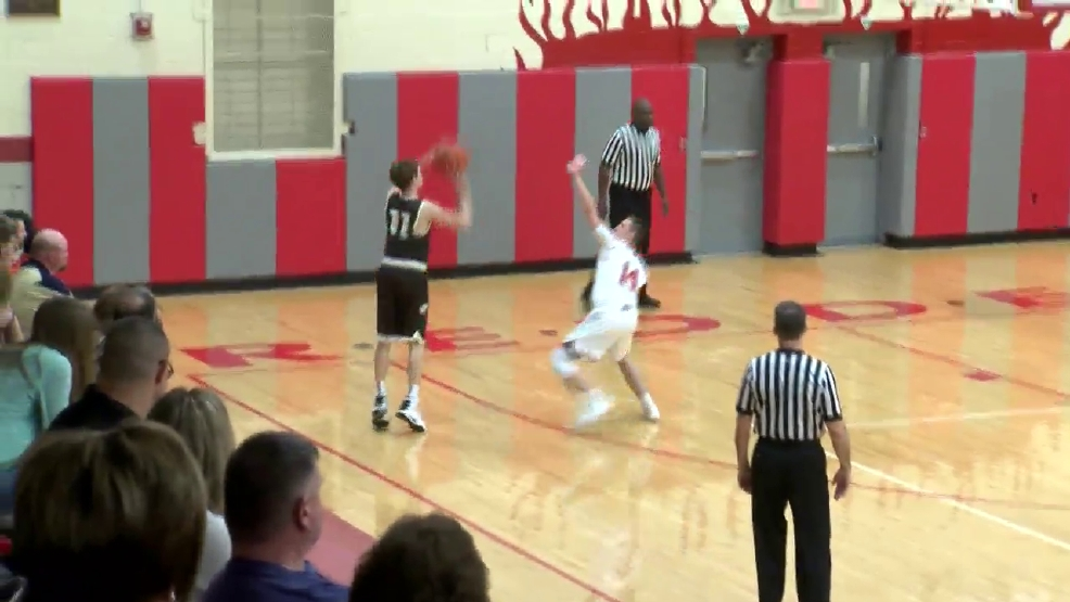 2.17.17 Video- John Marshall vs. St. Clairsville- high school boys basketball