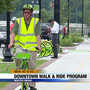 South Bend kicks of Walk and Ride Program
