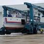 Mackinac Island ferry back in the water after repairs