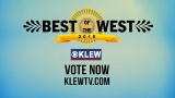 KLEW Best of the West 2016 is here.