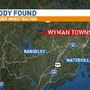 Body found in Franklin County