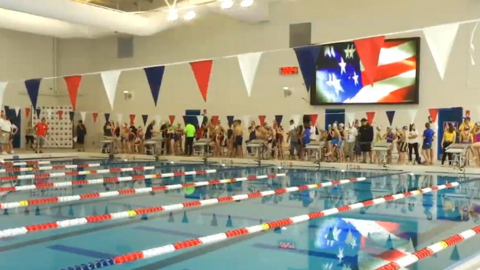 El Pasoans Hope New Westside Natatorium Inspires New Group Of Swimmers Kfox