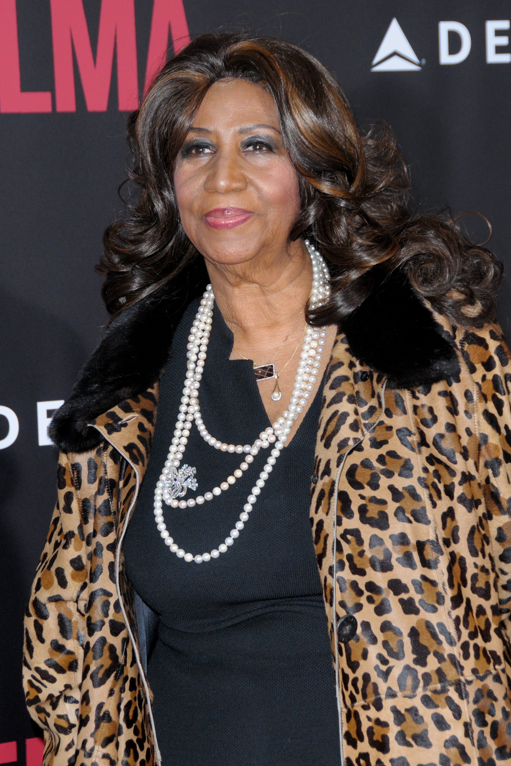 New York premiere of 'Selma' held at the Ziegfeld Theater - ArrivalsFeaturing: Aretha FranklinWhere: New York City, New York, United StatesWhen: 14 Dec 2014Credit: Ivan Nikolov/WENN.com