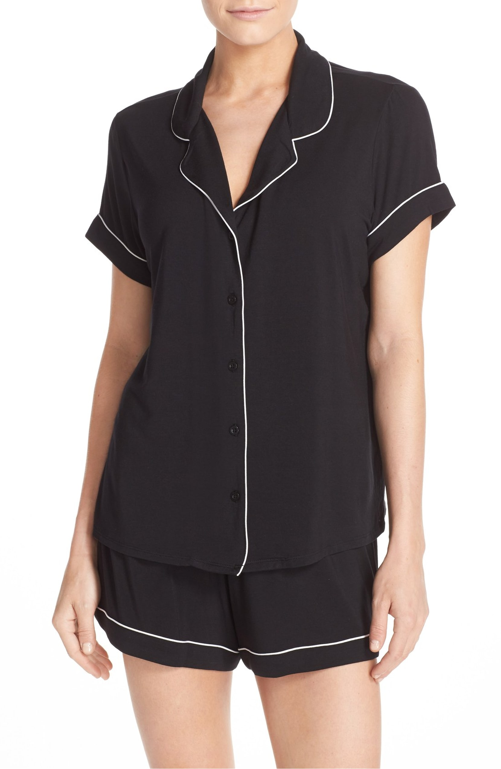 Moonlight Short Pajamas. Sale:$35.90 / After Sale:$55.00. (Image: Nordstrom)