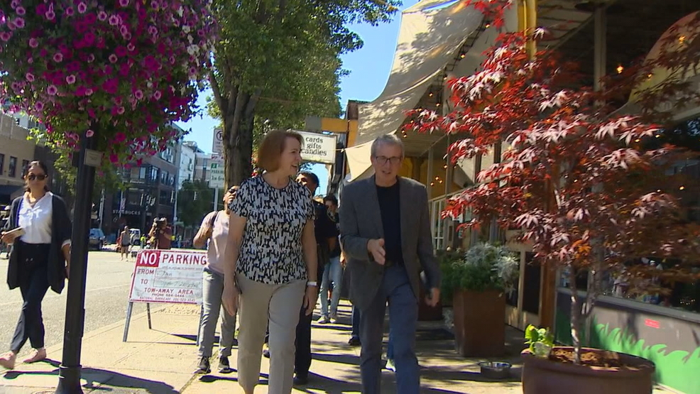 Durkan tours West Seattle to address crime, public safety