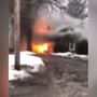 Ontario County home destroyed by fire Monday