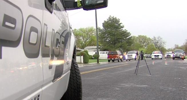 Child hit in front of Fremont Elementary, taken to hospital in critical condition (Photo: KUTV)