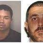 Men charged with stealing from tornado victims in Elon