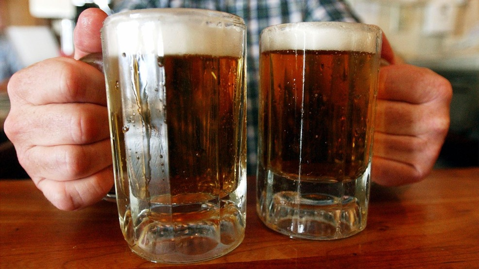 Study: Drinking hoppy beer could lead to 'man boobs' | WGME
