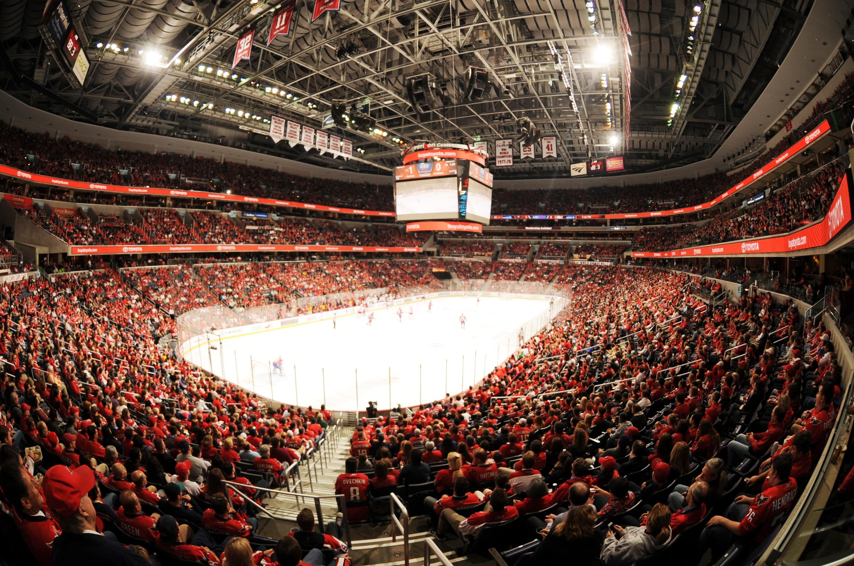 To determine the cities where the game is always on regardless of season, WalletHub compared over 420 cities across more than 50 key metrics, ranging from performance level of the city's team(s) to average ticket price per game. D.C. was ranked as the 8th best city for sports fans.{ } (Image: Courtesy Capital One Arena)