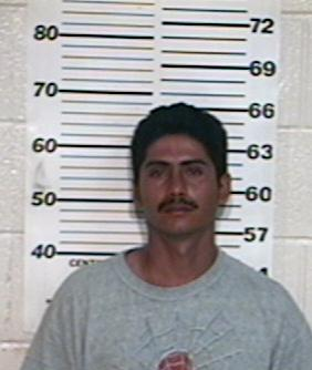 Investigators arrested Serafin Rangel-Martinez, a Mexican citizen who isn't legally present in the United States. (Photo courtesy of the Hidalgo County Sheriff's Office)<p></p>