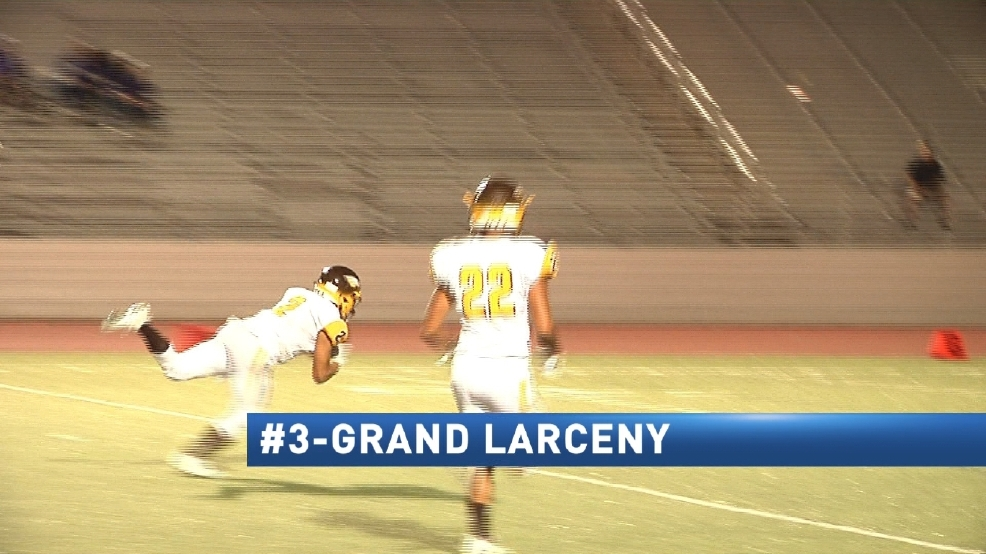 CBS 4 Top 4 Plays Of The Week 10-3-16